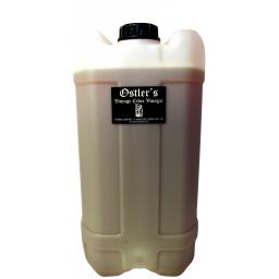 Ostlers - Vintage Cloudy Apple Cider Vinegar with Mother 25 Litre container