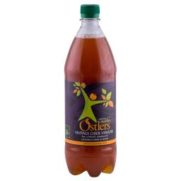 Ostlers - Vintage Cloudy Apple Cider Vinegar with Mother 1 Litre bottle