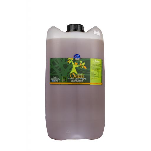Ostlers - Cloudy Apple Cider Vinegar with Mother 25 Litre container